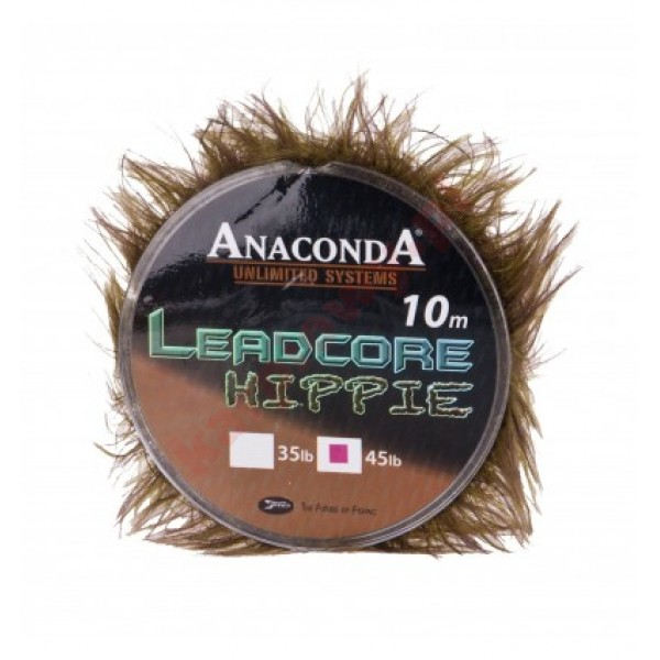 Hippie leadcore 45lb