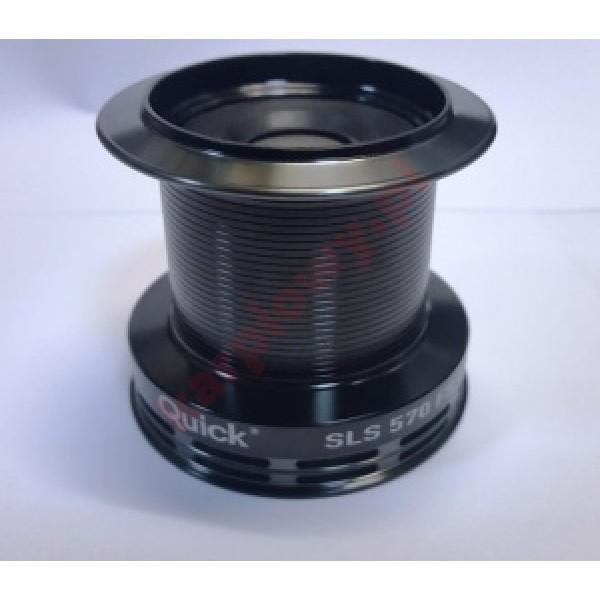 Szpula zaposowa - quick SLS 570 FS aluminum Spare Spool