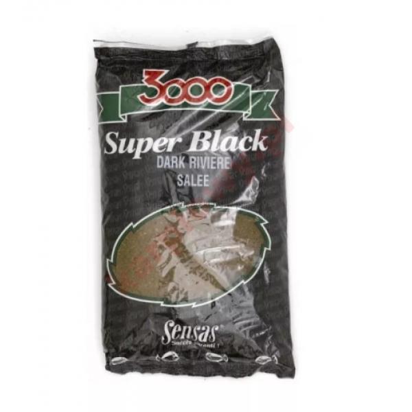 3000 Zanęta Dark River Salee 1 Kg