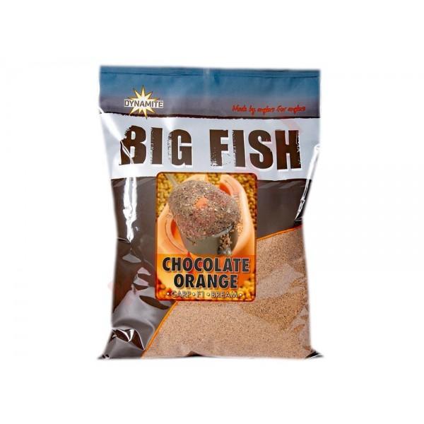 Zanęta Big Fish Choco Orange 1,8kg