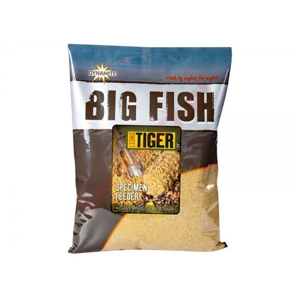 Zanęta Big Fish Sweet Tiger Feeder 1,8kg