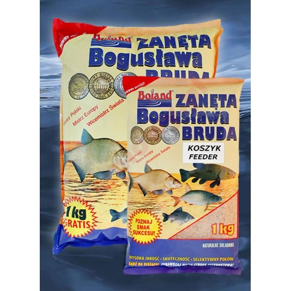 Zanęta popularna - koszyk feeder 1kg