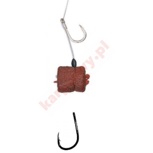 Haczyki Adjustable Hair Rig G1-106 roz. 14-0,16mm