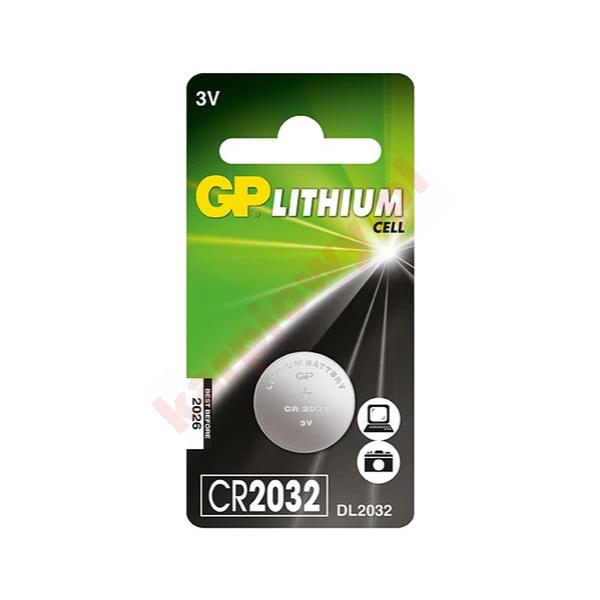 Bateria CR2032 guzik lithum 3V | cena za sztukę