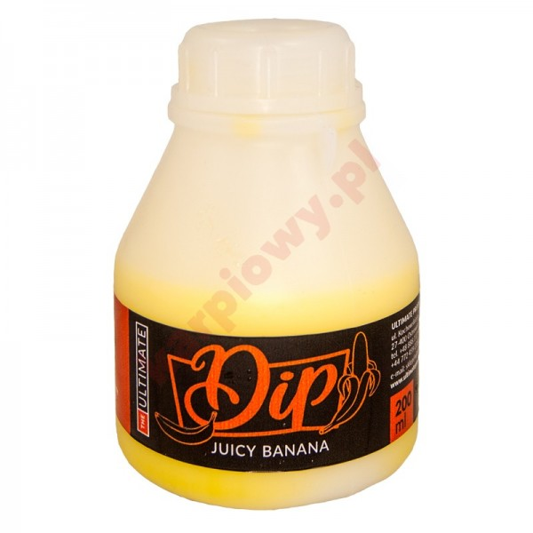 Dip - juicy banana 200ml
