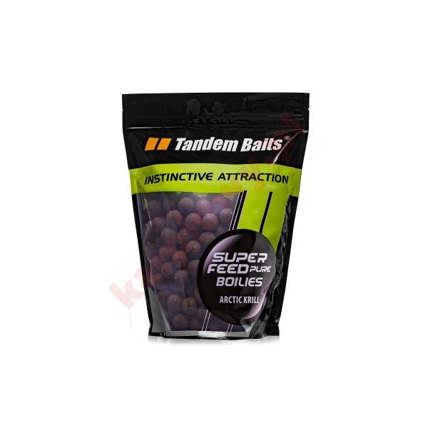 Serie Walter Pellet Box 500g+75ml - Halibut