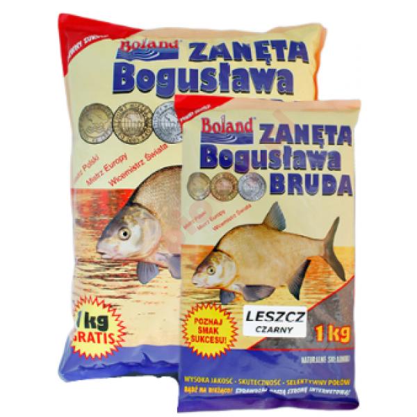 Zanęta Popularna Leszcz Czarny 1kg