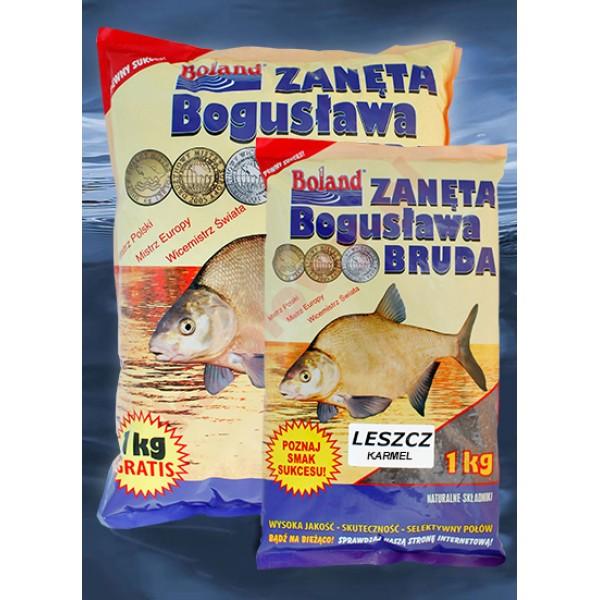 Zanęta Popularna Leszcz Karmel 3kg