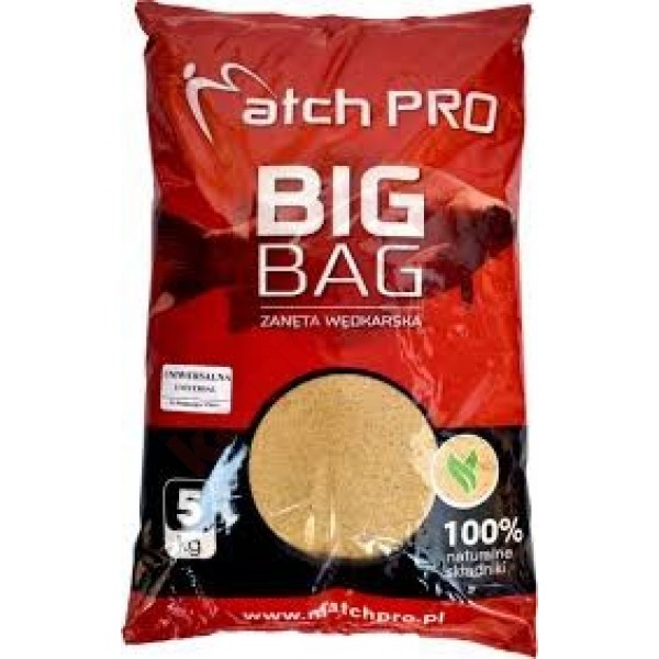 Big Bag Karp Truskawka Zanęta 5kg