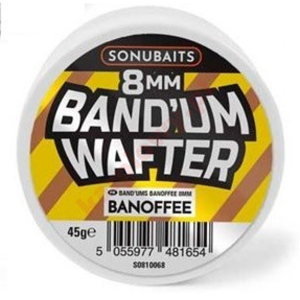 Band'Um Wafters 6mm - Banoffee