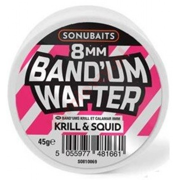 Band'Um Wafters 6mm - Krill & Squid
