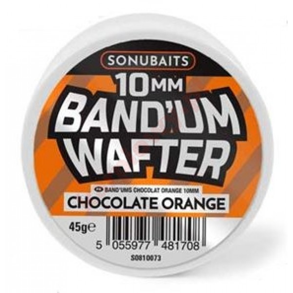 Band'Um Wafters 10mm - Chocolate Orange