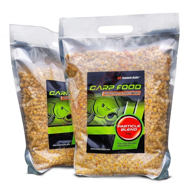 Gotowa kukurydza CARP FOOD naturalna 5kg