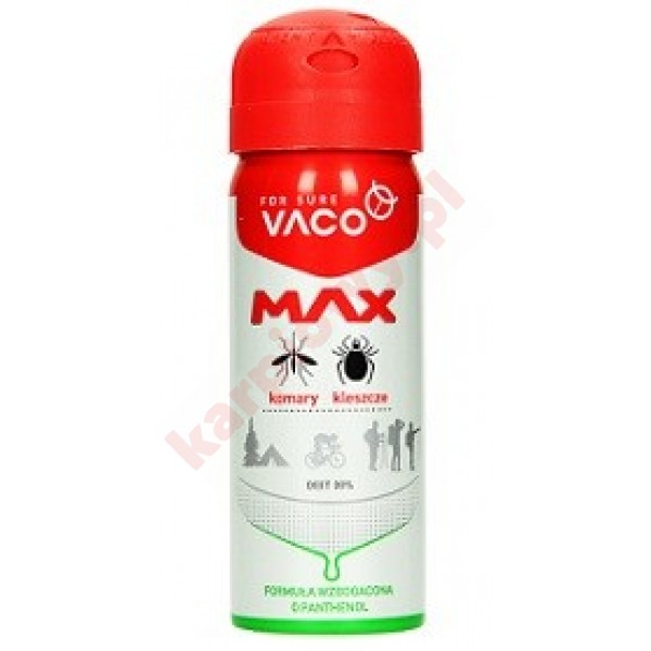Spray max na komary i kleszcze 50ml