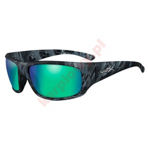 OMEGA Polarized Emerald Mirror KRYPTEX Frame