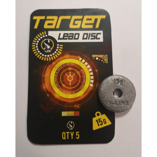 TARGET STEEL DISC