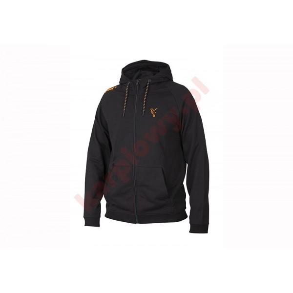 Bluza collection orange & black lightweight hoodie XXXL