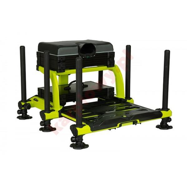 Siedzisko XR36 Pro Lime Seatbox