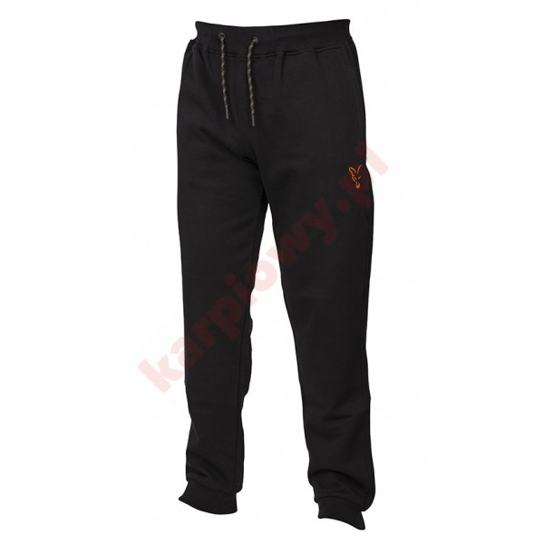 Spodnie - Collection Black/Orange Joggers XL