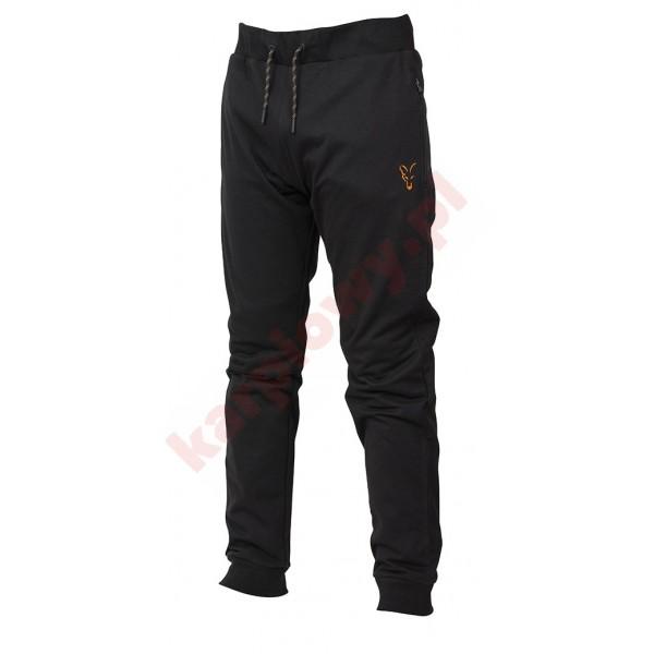 Spodnie - collection orange & black lightweight jogger XXXL