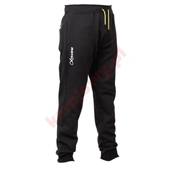 Spodnie - Minimal Black Marl Joggers M