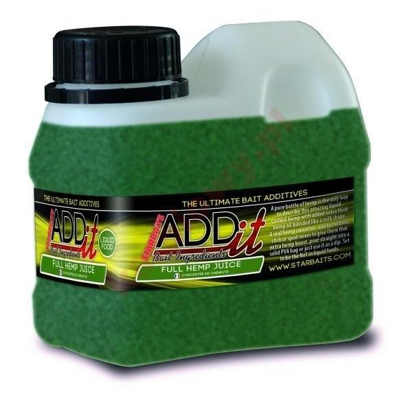 Add'it liquid FULL HEMP JUICE 500ml
