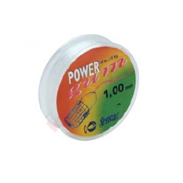 Amortyzator power gum 0,50mm 10m
