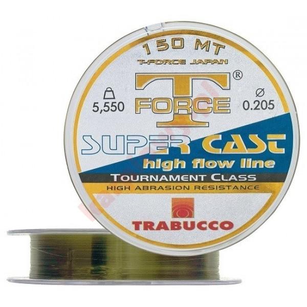 Żyłk trabucco t-force special feeder 0,255mm 150m