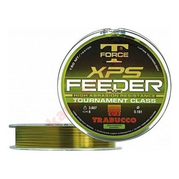 ŻYŁKA T-FORCE XPS FEEDER PLUS 0,203mm 150m