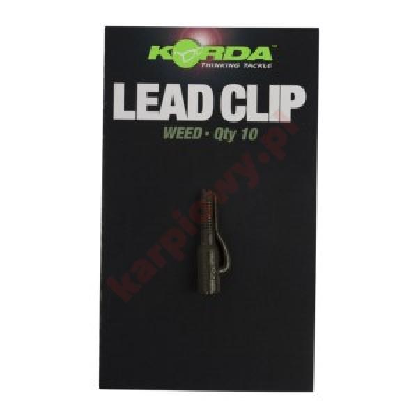 Bezpieczny klips - Lead Clip Weed