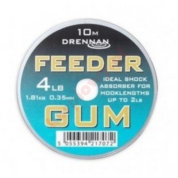 Feeder gum 8lb - 0.55mm 10m