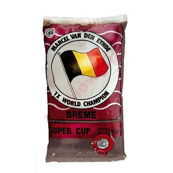 Zanęta SUPERCUP BLACK 1kg