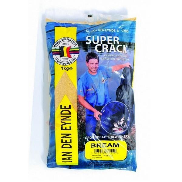 Zanęta SUPER CRACK BREAM BLACK 1kg