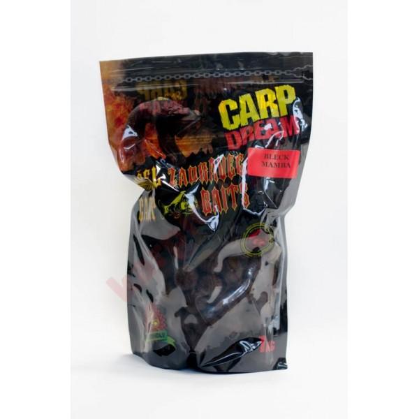 Kulki Carp Dream BLACK MAMBA 20mm 1kg