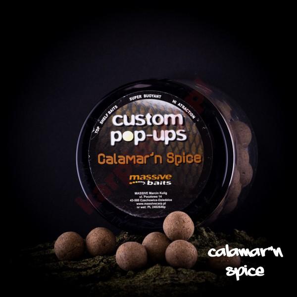 Kulki custom made pop-ups - CALAMAR'N 14mm/200ml
