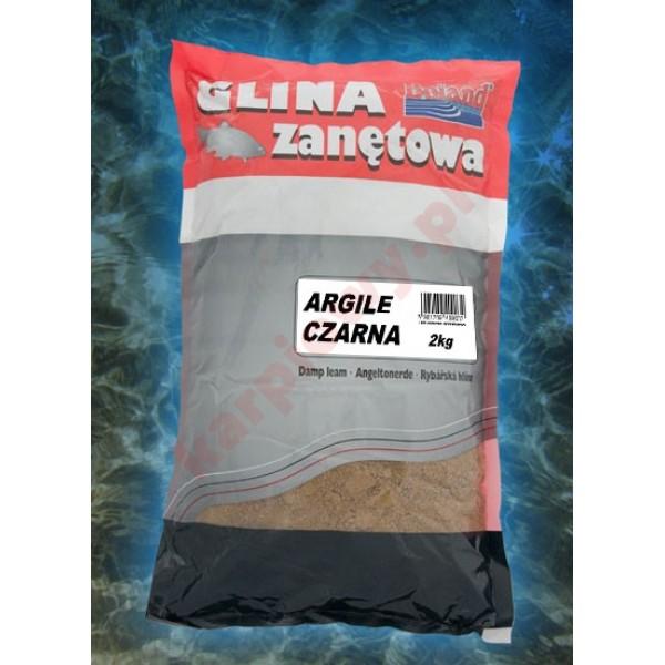 Glina Argile czarna 2kg