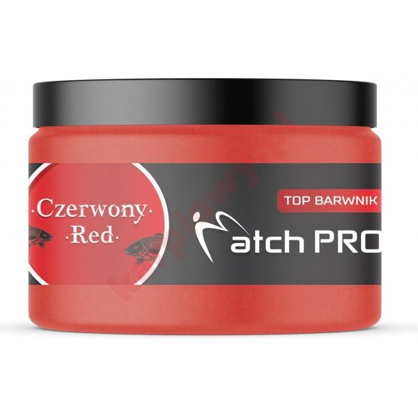 Barwnik zanętowy TOP Czerwony/Red 50g