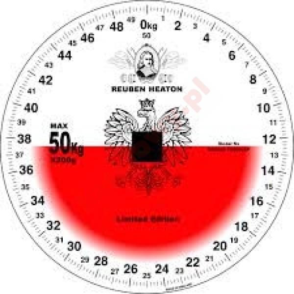 Waga - scale limited edition poland 50kg