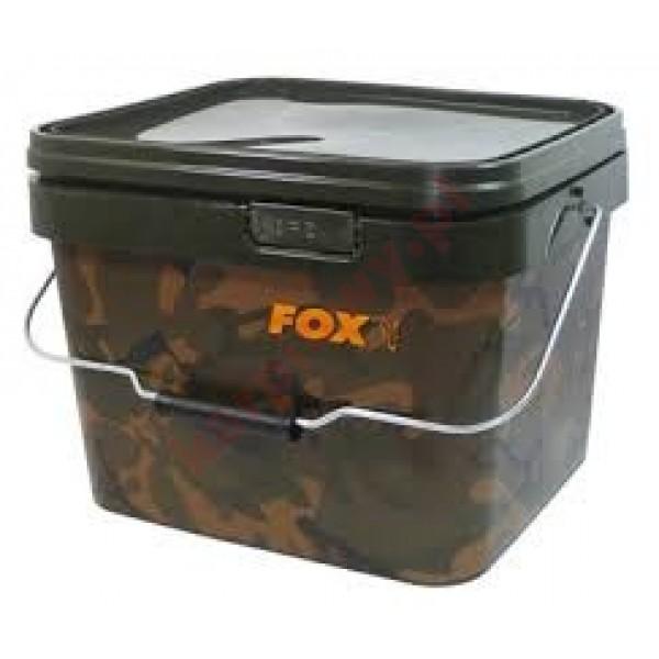 Wiadro camo square bucket 10L