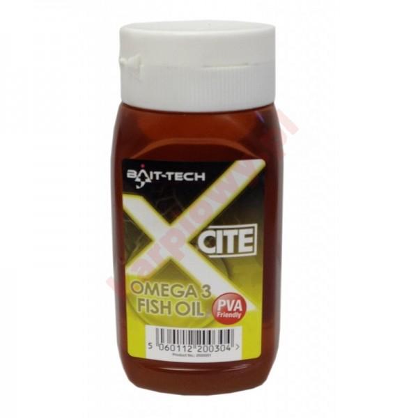 Atraktor X-CITE liquid omega 3 oil 300ml