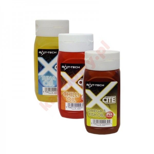 Atraktor X-CITE liquid chilli oil 300ml