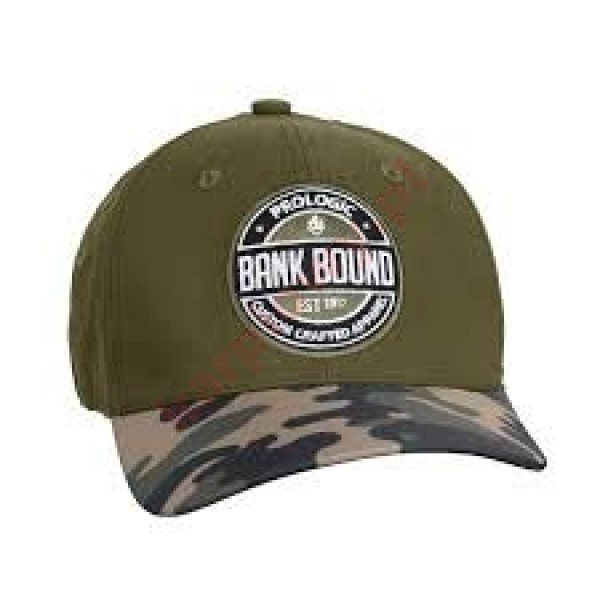 Czapka bank bound camo cap green/camo