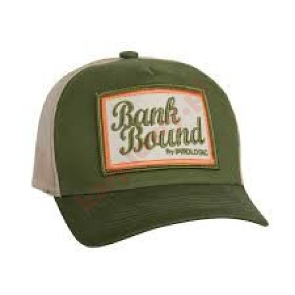 Czapka bank bound mesh cap