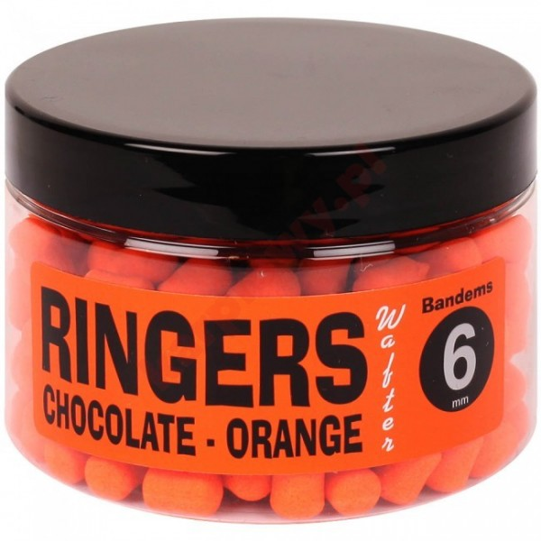 Orange Chocolate Wafters 6mm