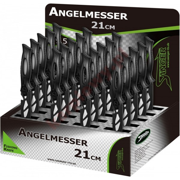 Angelmesser-displey 21cm Nóż