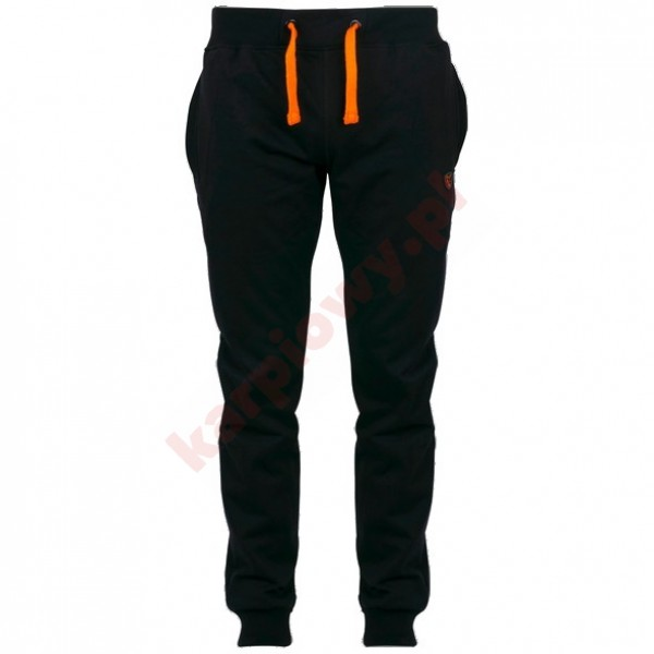 Black Orange LW Jogger - Medium