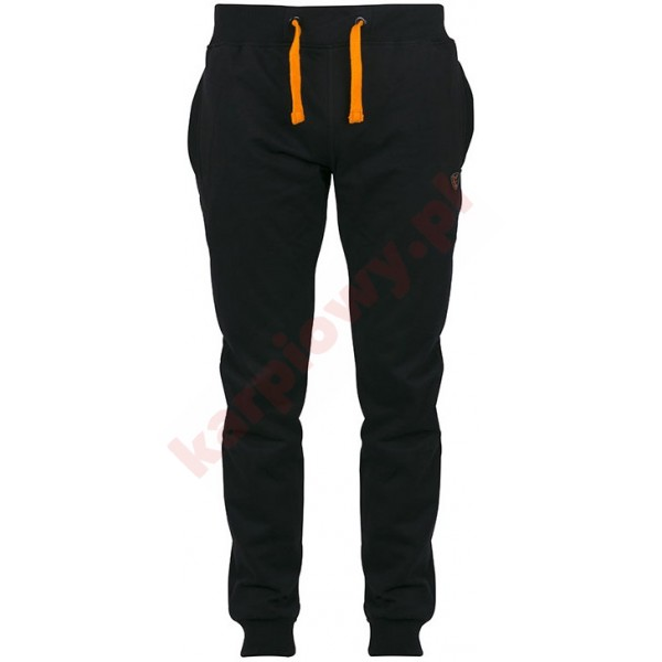 Black Orange LW Jogger - XLarge