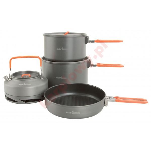 Cookware Large Set 4pcs Set