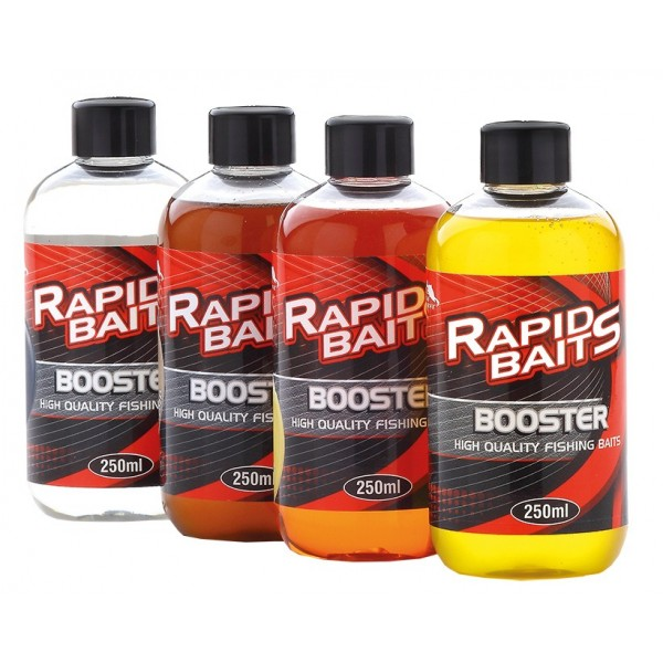 Rapid Baits   Booster Kryll & Pepper 250ml