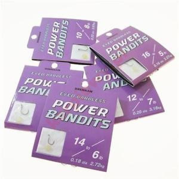 Gotowe przypony - bandit power nr12/0.20mm